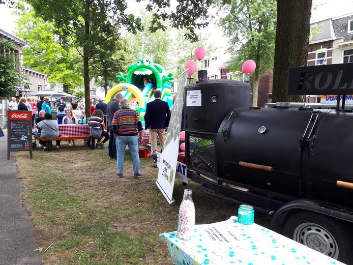 Foodtruck Festival, zondag 24 juni.