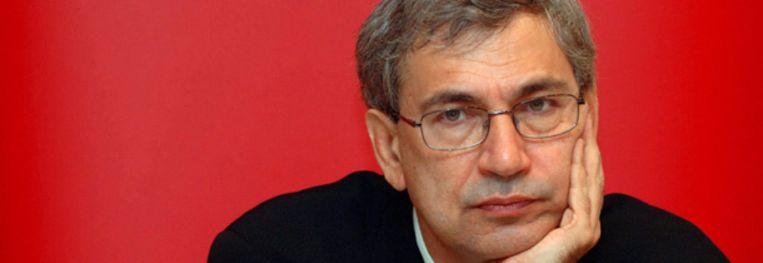 Nobelprijs Voor Literatuur Naar Pamuk De Volkskrant