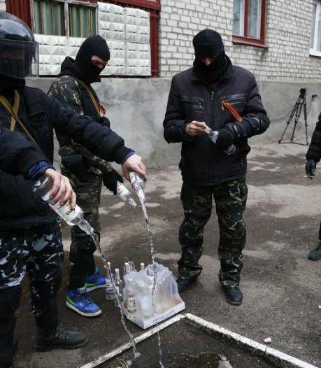 Des pro-russes occupent le bâtiment des services de sécurité