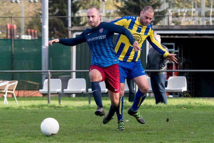 Archiefbeeld: Raayen als speler van Elsweide in 2017.