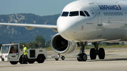 Piloten Air France dreigen volgende week met staking