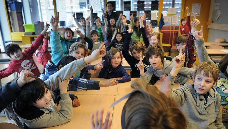 Basisschool St. Joseph in Breda, 2012. Beeld null