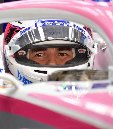 Pérez totaal verrast door komst Vettel: 'Hoorde pas gisteren dat team voor ander kiest'