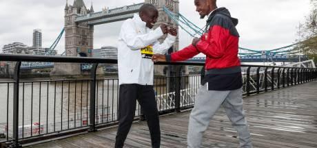 Kipchoge en Farah willen niets minder dan winst in marathon Londen
