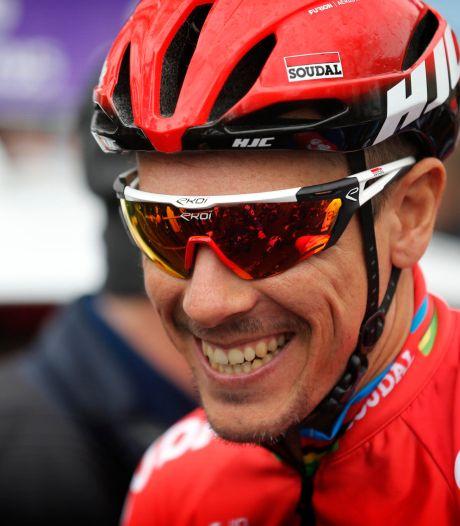 """Milan-Sanremo, objectif numéro 1 de Philippe Gilbert: """"Sa motivation est énorme"""""""