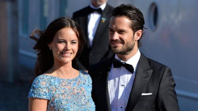 Zweedse prins Carl Philip en zijn vrouw Sofia testen positief op corona