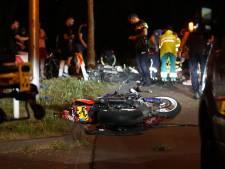 Motorrijders betrokken bij zwaar ongeval N344 bij Twello