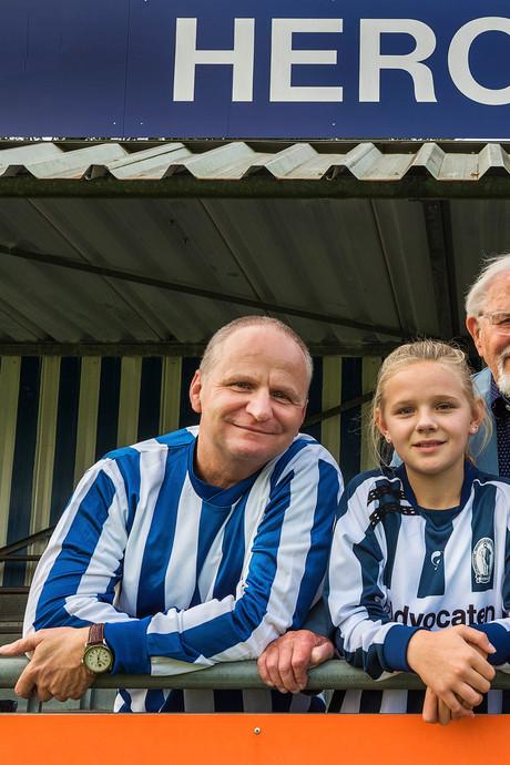Voor Herculanen is bekerwestrijd tegen FC Groningen hoe dan ook een feest