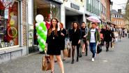 Modewandeling in de stad