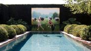 Bart en zijn gezin toverden hun tuin om tot een prachtig pareltje met zwembad