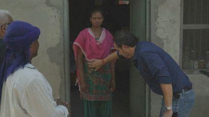 """Axel Daeseleire inspecteert zwangere vrouw die haar baby verkoopt: """"2.500 euro voor de foetus"""""""