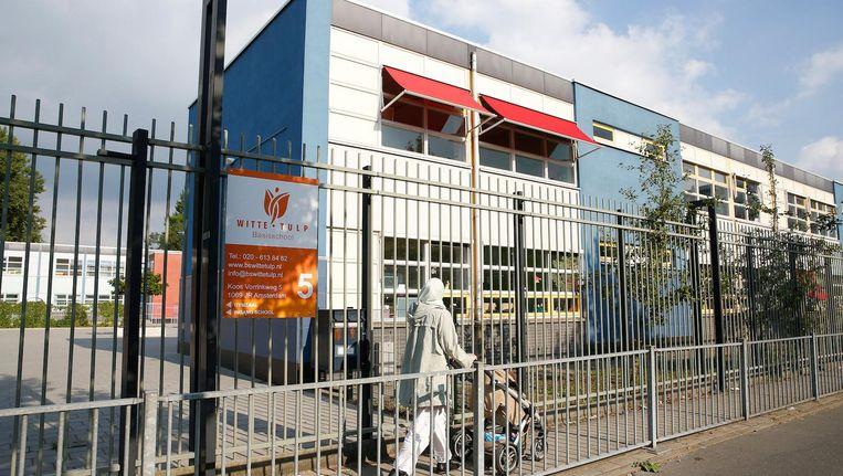 Basisschool de Witte Tulp in Osdorp Beeld ANP