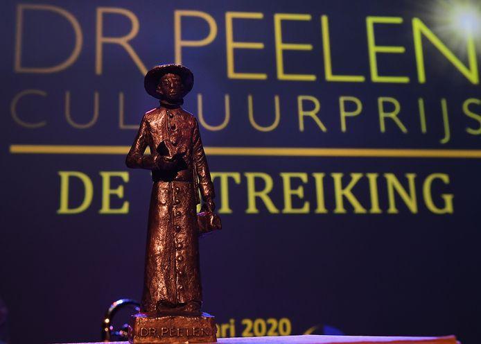 De Dr.PeelenCultuurprijs.