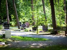 Graven op oude begraafplaats Doorn vernield door vandalen