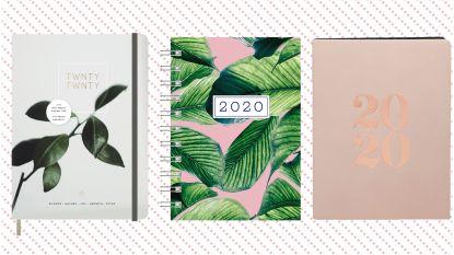 Dit zijn de mooiste agenda's voor 2020