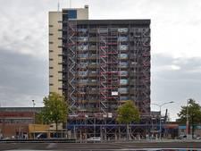 Weg deels dicht voor werk aan Beneluxflat in Roosendaal
