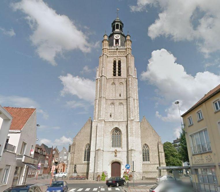 De Sint-Michielstoren is te bezoeken op 15 augustus.