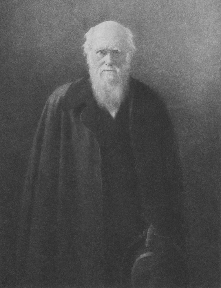 Charles Darwin. Beeld thinkstock