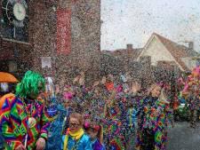 De kinderen in Delden vieren wél hun carnavalsfeest