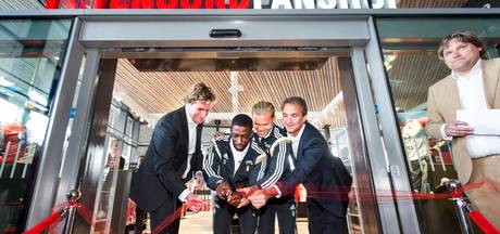 Feyenoord Fanshop komt naar Spijkenisse