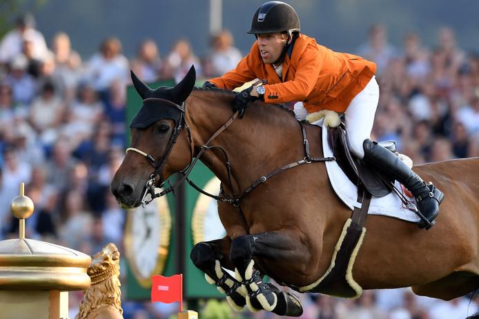 Team NL, met Maikel van der Vleuten, mag toch haar opwachting maken in Barcelona.