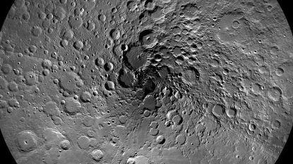 Planetoïden treffen maan én aarde veel vaker dan vroeger