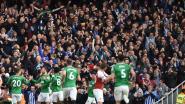 Football Talk. Portugal kiest voor EK-basiskamp in Boedapest - Brighton bant supporters na wangedrag - Anderlecht oefent tegen Schotse ploeg op stage