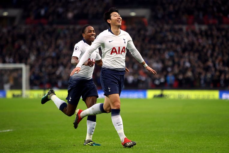 Son Heung-min sluit pas na de kraker tegen Manchester United aan bij Zuid-Korea.