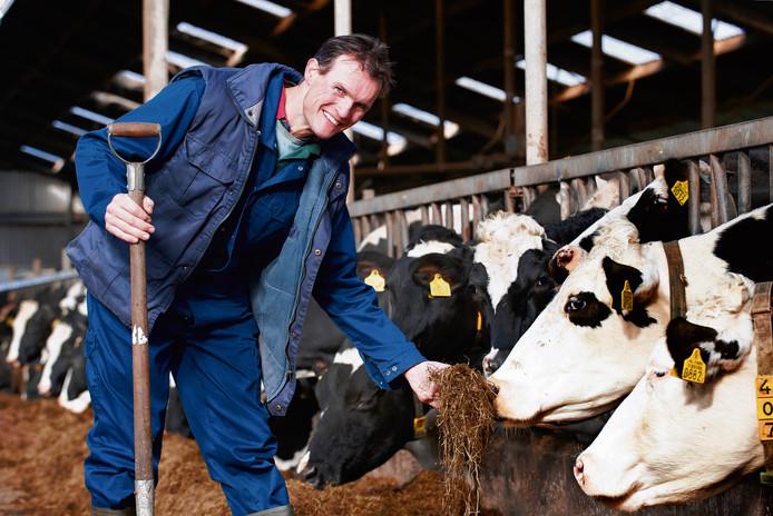 De Woerdense melkveehouder Gert Kastelijn is vorige week op 53-jarige leeftijden overleden