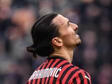 AC Milan: geen zware blessure Ibrahimovic