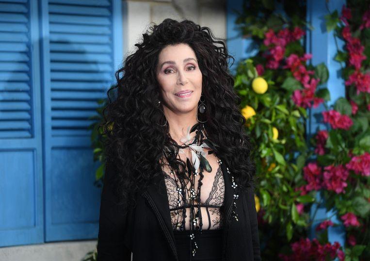 Cher Maakt Abba Coveralbum Muziek Showbizz Hln