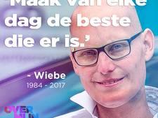 'Over mijn lijk' deelnemer Wiebe uit Oudenbosch overleden