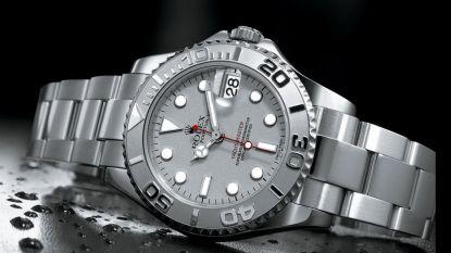 Italiaan steelt horloge van 31.000 euro door wisseltruc, maar wordt snel gevat
