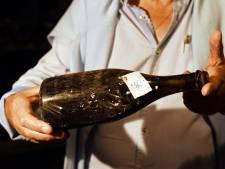 Oudste fles wijn brengt topbedrag op