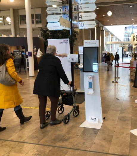 Albert Schweitzer ziekenhuis gaat coronascreening digitaal doen