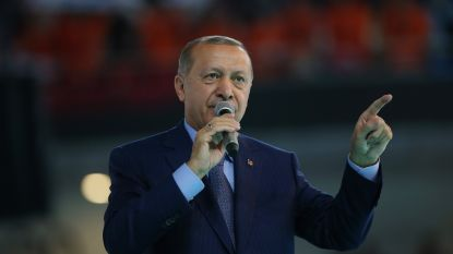 Geschil over dominee blijft duren: Erdogan wil Turkse bezittingen van Amerikaanse ministers blokkeren