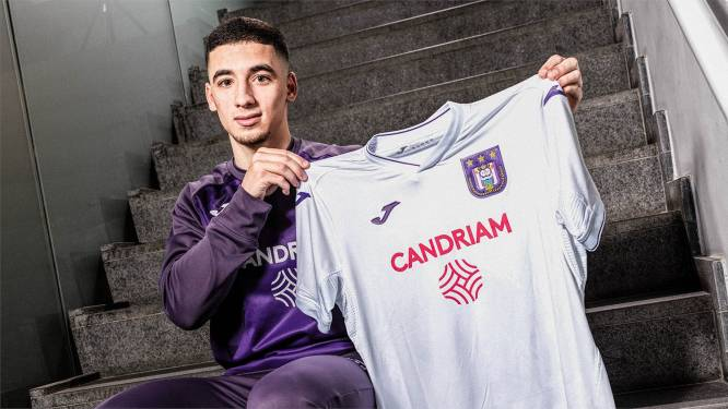 Anderlecht geeft Mohamed Bouchouari contract tot 2022