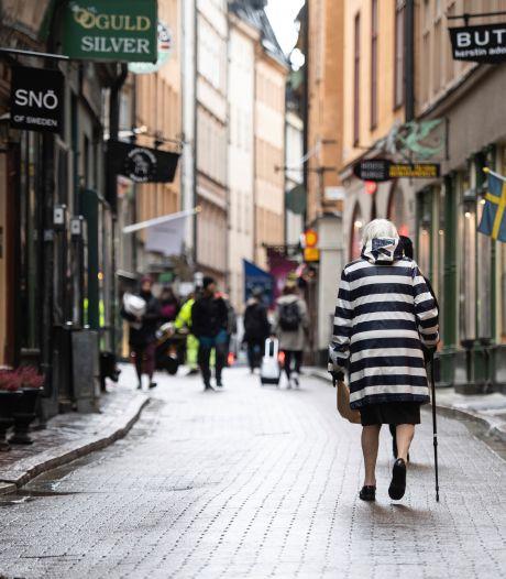 Record de contaminations en Suède