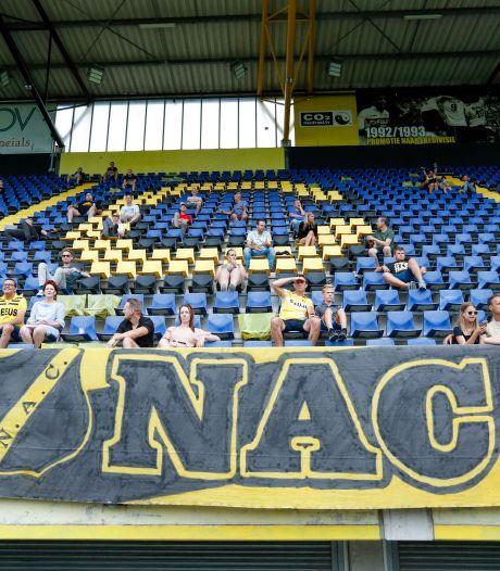 Ongeloof bij supporterscoördinator NAC: 'Meen je dat nou? Deze beslissing hadden we niet zien aankomen'