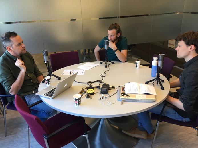 De Social Podcast met hoogleraar Peter Kerkhof (VU)