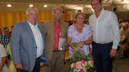 Felicitaties van liberale vrienden voor ex–schepen Rony De Cock