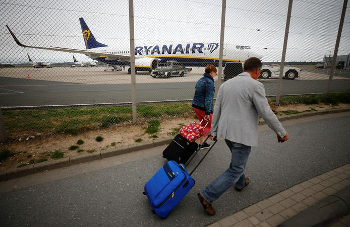 Ryanair dreigt te vertrekken van Weeze.