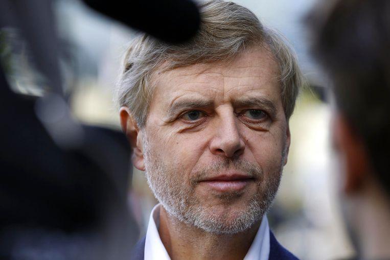 Voorzitter Laurent Levaux ligt onder vuur bij de socialistische transportvakbond BTB.