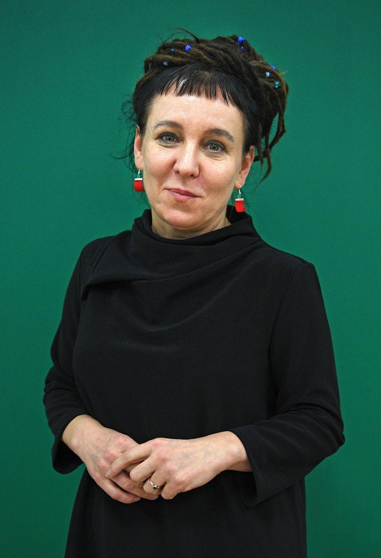 Poolse auteur Olga Tokarczuk Beeld ANP