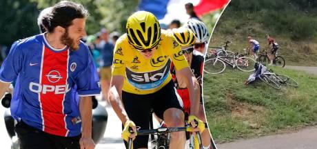 Waarom Chris Froome al jaren persona non grata is op Franse wegen
