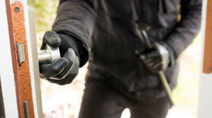 Inbrekers forceren rolluiken, maar raken café niet binnen