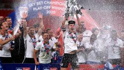 Fulham keert terug naar Premier League na onwaarschijnlijke vrije trap