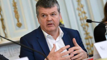 Minister Bart Somers gebruikt herstelplan Lievegem als voorbeeld voor Vlaanderen