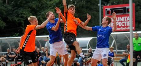 Korfballers Unitas uit Harderwijk 'zakelijk' naar derde zege op een rij