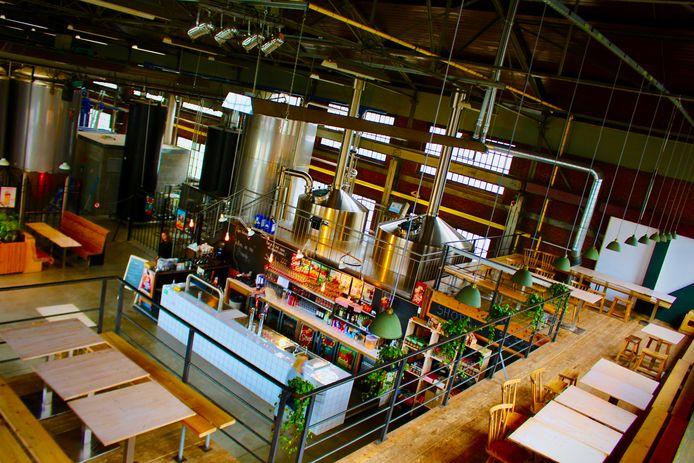 De Antwerpse Brouw Compagnie heeft ook een restaurant in het Noorderpershuis.